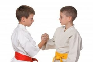 Selbstverteidigung Samurai-Kids Kinder Karate Remscheid